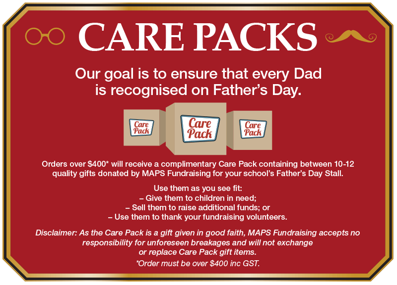 Father's Day 2015 Care Packs