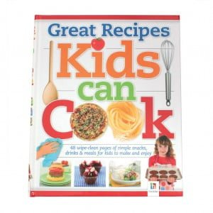 Kids Can Cook (12 Items)