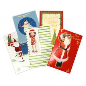 Christmas Cards (25 Items)