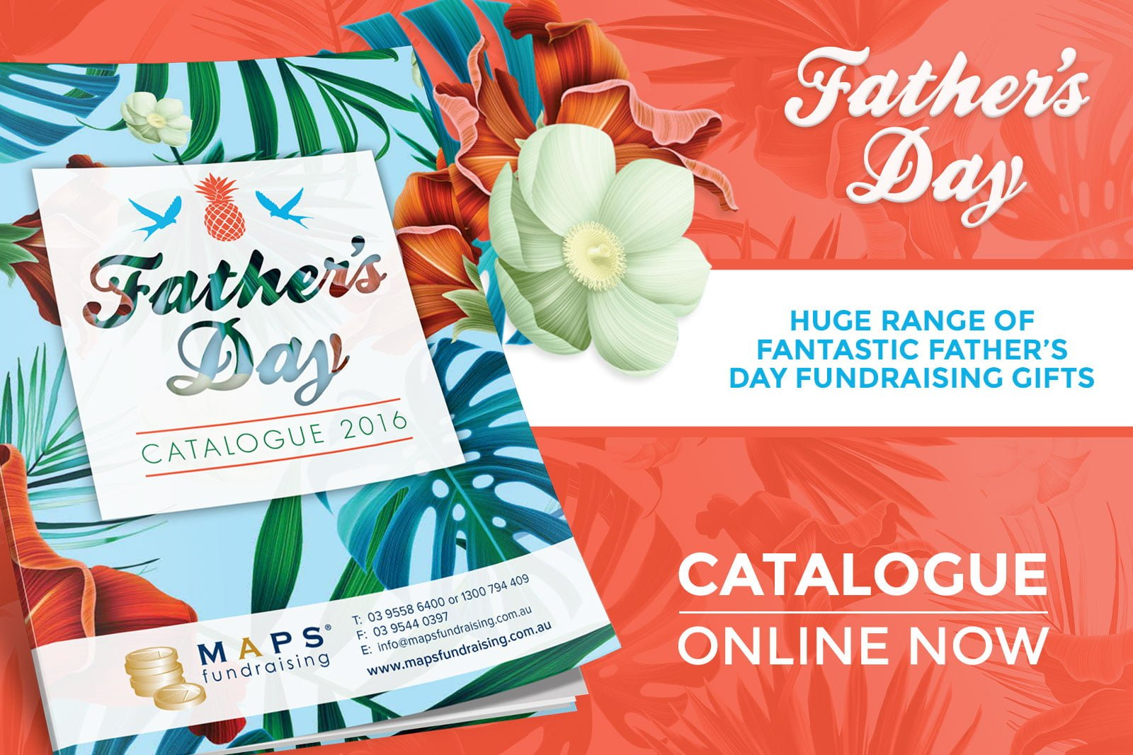 Father's Day Catalogue 2016