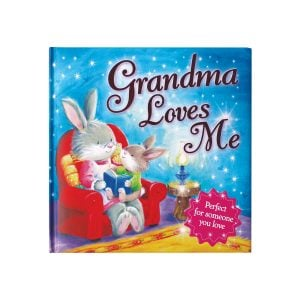 'Grandma Loves Me' Story Book