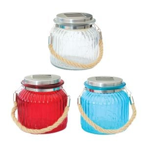 Solar Lamp Jars
