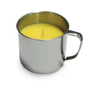 Citronella Candle in a Mug