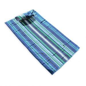 Pocket Jacquard Beach Towel & Pillow Set