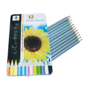 Studio Colouring Pencils