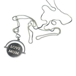 'LOVE MUM' Necklace
