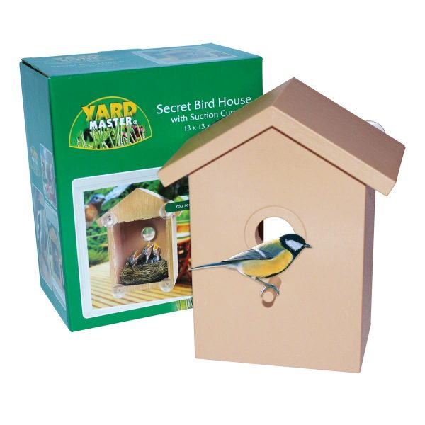 Secret Birdhouse