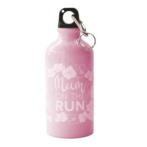'MUM ON THE RUN' Drink Bottle