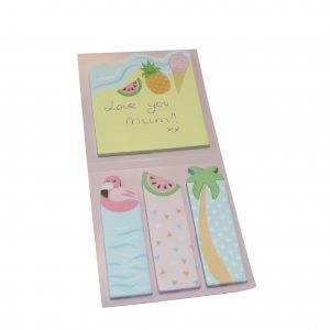 Summer Lovin' Sticky Notes