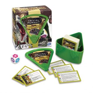 Trivial Pursuit Dinosaur Edition