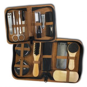 Manicure and Shoeshine Kit