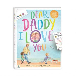 'Dear Daddy, I Love You' Story Book