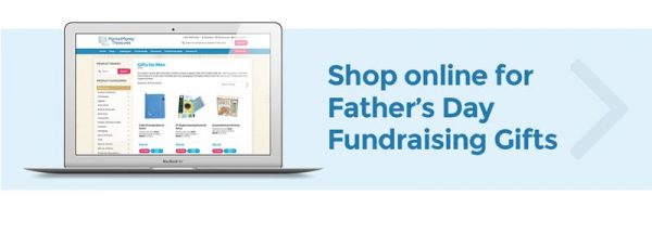 Shop online for Father's Day Fundraising Gifts