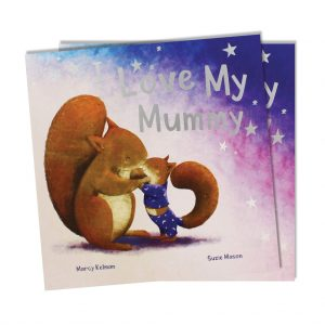 'I love my Mummy' Book